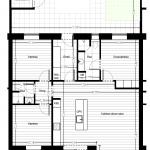 4-værelses på 110 m2